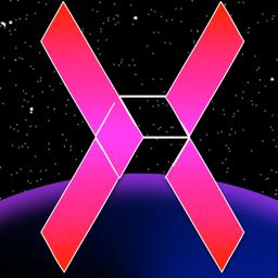 Super Space X app icon
