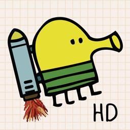 Doodle Jump HD app icon