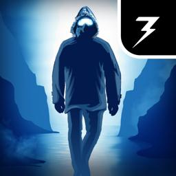 Lifeline app icon: Whiteout