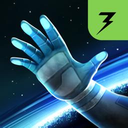 Lifeline app icon: Halfway to Infinity