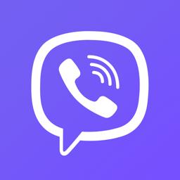 Viber Messenger app icon