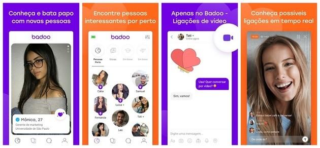 Badoo friendship app