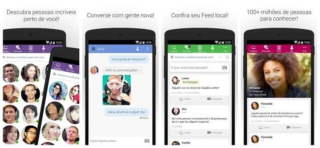 MeetMe friendship app