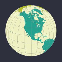World Factbook Visual Edition app icon