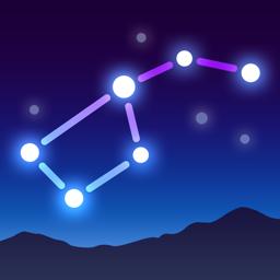 Star Walk 2 app icon - Starry Sky