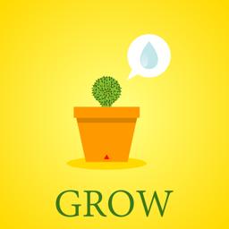Lucky Cactus Grow app icon