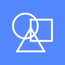 Geometry Stash app icon