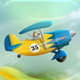 Tiny Plane Infinite Sky Racing app icon