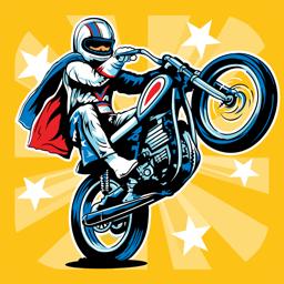 Evel Knievel app icon