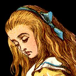 Alice for the iPad app icon