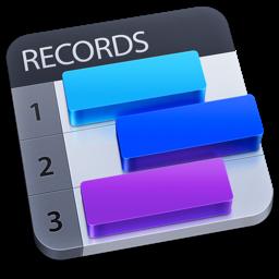 Records app icon