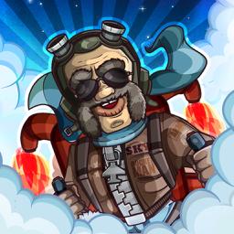 Jet Dudes app icon