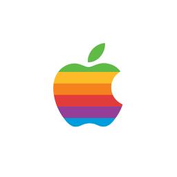 Classic Mac app icon