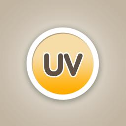 UVmeter - Check UV Index app icon