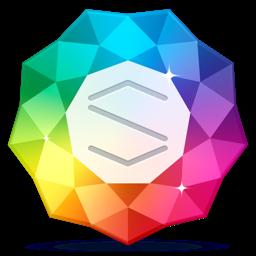 Sparkle app icon, Visual Web Design