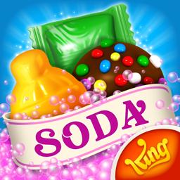 Candy Crush Soda Saga app icon
