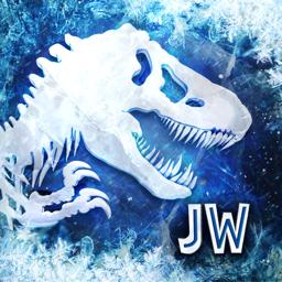 Jurassic World ? app icon: The Game