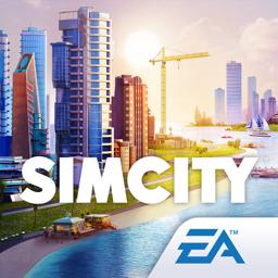 SimCity BuildIt app icon
