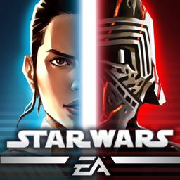 Star Wars ? app icon: Galaxy of Heroes