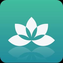 Yoga Studio app icon: Mind & Body