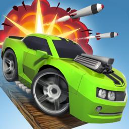 Table Top Racing Premium Edition app icon