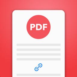 Web to PDF Converter & Reader app icon