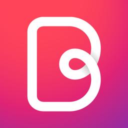 Bazaart Photo Editor / Collage app icon