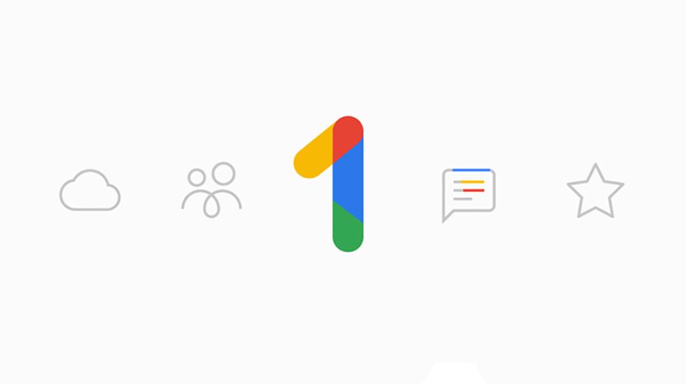 Google One is the new Google storage service Photo: Divulgao / Google