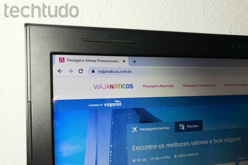 Viajanticos Photo: Rodrigo Fernandes / TechTudo
