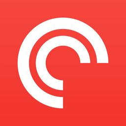 Pocket Casts app icon