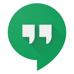 Hangouts app icon