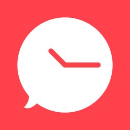 Scheduled app icon