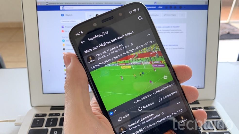 Learn how to watch Grmio vs. Internacional live at Libertadores 2020 Photo: Helito Beggiora / TechTudo
