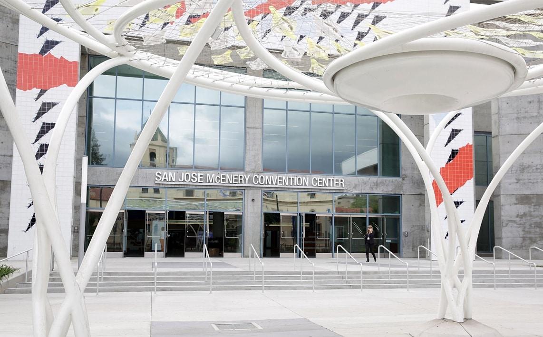 McEnery Convention Center in San Jose, California