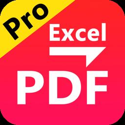 PDF to XLSX Master app icon