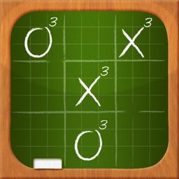 TicToe Fury - Tic Tac Toe app icon