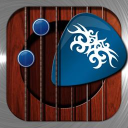Guitar Suite app icon - Metronome, Digital Tuner, Chords