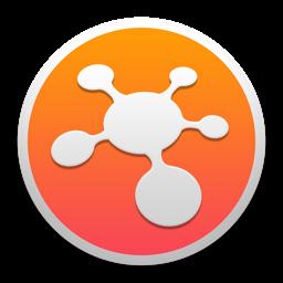 IThoughtsX app icon (mindmap)