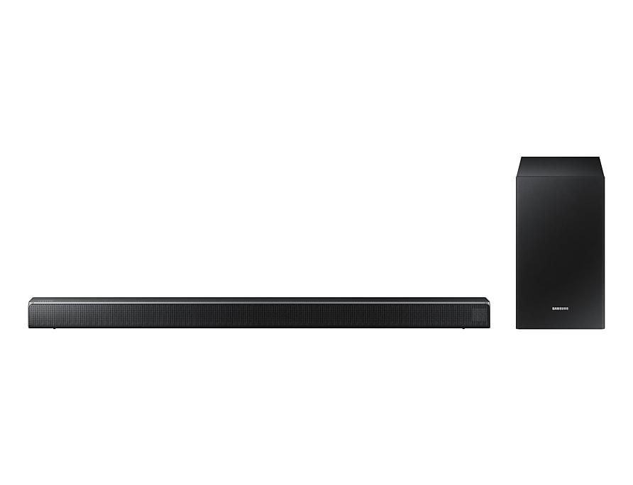 Samsung HW-R550 soundbar to connect smart tv
