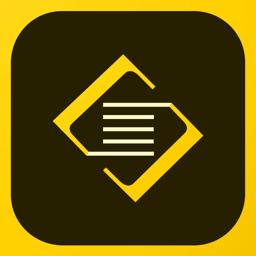 Adobe Spark Page app icon