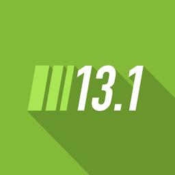 Half Marathon 13.1 Trainer app icon