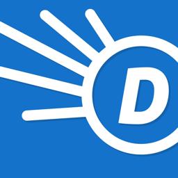 Dictionary.com app icon