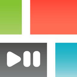 PicPlayPost - Video Editor app icon