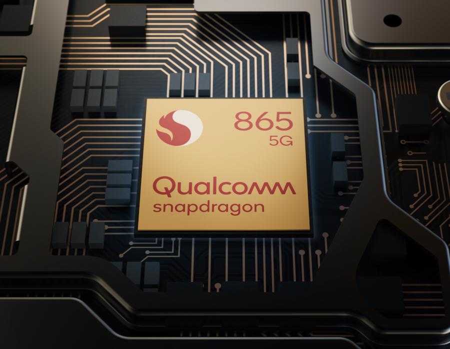 Qualcomm Snapdragon 865 processor