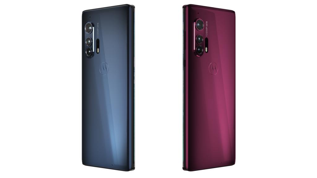Motorola Edge + Smartphones