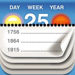 Calendarium - About this Day app icon
