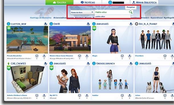 pabllo Vittar on The Sims 4 survey