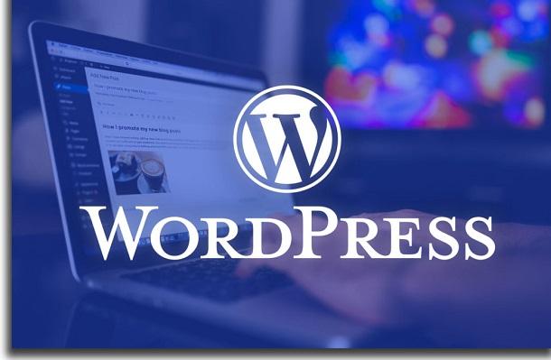 create a wordpress blog from scratch