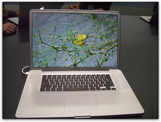 17 matte macbook pro
