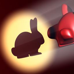 Shadowmatic app icon